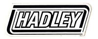 Vintage BMX Sticker - Hadley Hubs