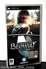 LA LEGGENDA DI BEOWULF IL VIDEOGIOCO GIOCO NUOVO SONY PSP EDIZIONE ITALIANA PG