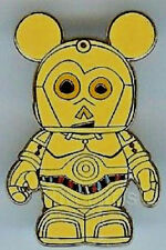 STAR WARS Vinylmation C-3PO DROID From MYSTERY PIN SET 2010 Disney PIN 77552