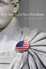 Why America Is Not a New Rome (MIT Press)