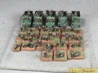 WDS painted The World War II Miniatures Games Armored Rifle Platoon q92
