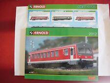 Catalogo Arnold 2012 + Novità 2012