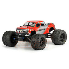 PRO-LINE Polycarbonate 2014 Chevy Silverado RC Cars Clear Body Summit #3430-00