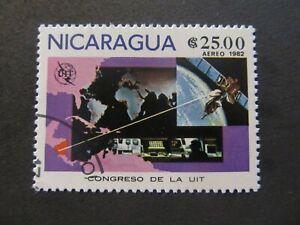 NICARAGUA - LIQUIDATION STOCK - EXCELENT OLD POSTCARD - 3375/04