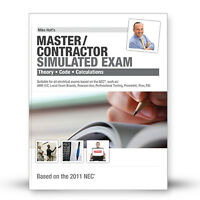 Mike Holt's Master/Contractor Simulated Exam, 2011 NEC