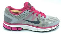 Nike Air Icarus + Flywire Womens Running Shoes Grey Purple Size 8.5 527521 006