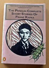 THE PENGUIN COMPLETE SHORT STORIES OF FRANZ KAFKA..(1983) P/B.