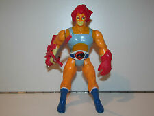 """VINTAGE LJN THUNDERCATS Action Figure """"LION-O"""" RED HAIR 100% COMPLETE C9"""