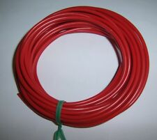 20 Ft 16 Gauge AWG Red Primary Car Alarm Power Ground Wire 12V Electronic Cable