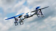 Blade BLH9700 Ozone RTF Quad / Quadcopter w/Safe Technology