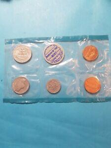 1970p Usa 5 Coin Uncirculated Mint  Set