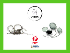 Mesh tea infuser cute stainless steel strainer loose leaf coffee gift infuse