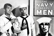 Jerry Lewis As Melvin Jones In Sailor Beware 11x17 Mini Poster
