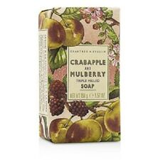 CRABTREE & EVELYN Crabapple and Mulberry Triple Milled Soap 5.57 oz New