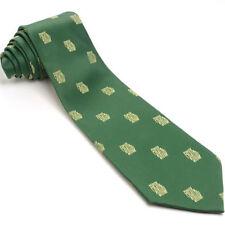 Krawatten und Fliegen in Grün für Herren