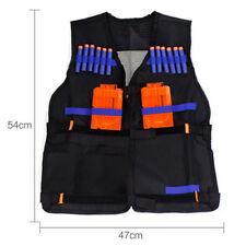 Tactical Vest Kit For Nerf N-strike Elite/Super Soaker Mega Series Adjustable