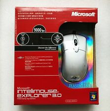 Microsoft IntelliMouse Explorer 3.0 / 9000FPS / 25G / 54IPS Optical mouse white