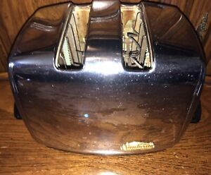 Vintage SUNBEAM T-35 Radiant Control Chrome Toaster in working order