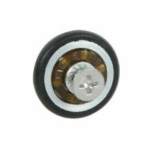 Micel 68210 20mm Rueda con Rodamiento y Tornillo de Repuesto para Mampara de Ducha - Negra