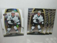 Tomas Hertl - 4 Card Lot * 2019-20 Upper Deck Allure * White Rainbow and 3 Base