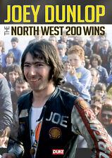 JOEY DUNLOP - THE NORTHWEST 200 WINS - TT Isle of Man DVD