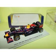 Spark S3086 Red Bull Rb10 N°3 GP F1 Australie 2014 D