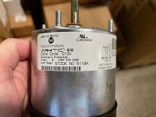Morrill Motors Fan SPBE6CJ030A 1550RPM 115V 50//60Hz 0.36A 6W Used