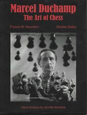 Marcel Duchamp : The Art of Chess (2009, Hardcover) W/ Free Shipping