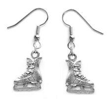 Hockey Earrings