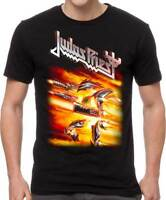 Judas Priest Firepower M, L, XL, 2XL Black T-Shirt