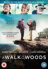 a Walk in The Woods DVD Bill Bryson 2016 Drama Region 2