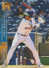 2019 Midland RockHounds Luis Barrera RC Rookie Oakland Athletics