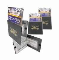5 Auto Car Truck Registration And Insurance Case Document Holder Wallet Folder
