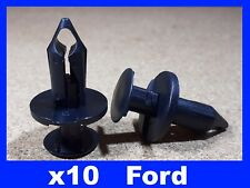 For Ford 10 engine undertray carriage cover panel fastener clips