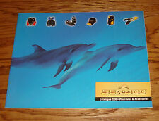 Original 2000 Sea Doo Wearables & Accessories Sales Brochure 00