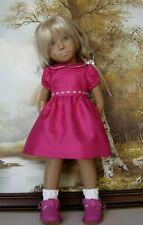 WONDERFUL NEW   SASHA  DOLL 3 PIECE  SILK DRESS SET   BY VICKY