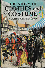 Ladybird Books: Series 601, The Story of Clothes and Costume (matt; 2'6)