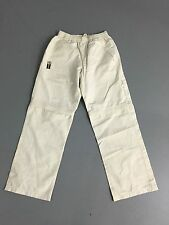 Women's Adidas Convertible Tracksuit Bottoms - UK8 - Beige - Great Condition