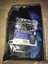 NEW Cabela's Roll-top Dry Bag - Waterproof Blue Boundary Waters II