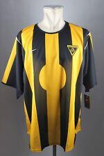 Alemannia Aachen Trikot Gr. XXL Nike RAR ohne Sponsor Jersey 2001-2002 Shirt