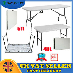 Folding Multifunctional Laptop Table Camping Buffet Market Party Car Boot Stall