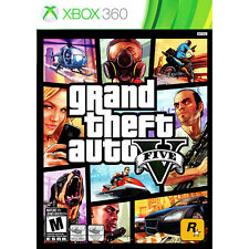 Grand Theft Auto V Xbox 360 [Factory Refurbished]