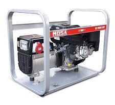 Gruppo elettrogeno generatore di corrente Mosa GE8000BBT Monofase/Trifase 6.4 KW