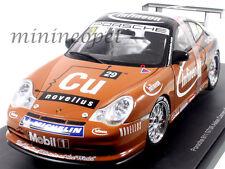 AUTOart 80487 PORSCHE 911 996 GT3 R ASIAN CARRERA CUP 2004 1/18 CHARLES KWAN
