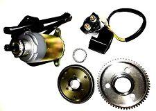 09-15 POLARIS RZR 170 UTV STARTER MOTOR CLUTCH RELAY REBUILD KIT 0454945 0454488