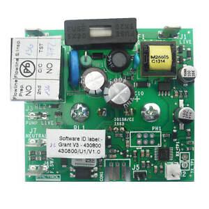 Grant Temp Control PCB, MPCBS54 MPCBS54X