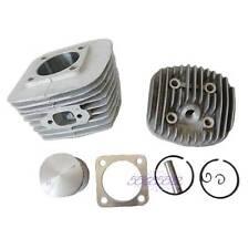 47mm Engine Cylinder Head Piston Kit For 49cc 80cc Gas Motorized Bike