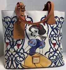Nwt*Dooney & Bourke*Disney Parks*Snow White 80th Anniversary*Large Tote*18220B