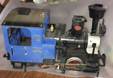 LGB 2774 Blue 0-4-0 #2 Steam Locomotive *G-Scale*