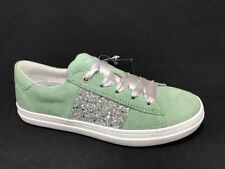 New $120 VADO Kids Girls Sneakers Shoes LEATHER Narrow Size 3 USA/35 EURO.